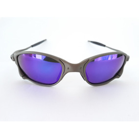 a1d9dd0b48 Juliet Double X Lente Roxa - Óculos no Mercado Livre Brasil