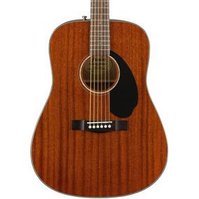 Guitarra Acústica Fender Cd-60s All Mahogany Caoba