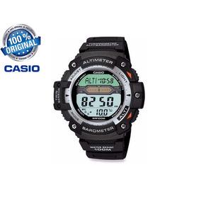 3a3e85445e9 Relogio Casio Barometro E Altimetro - Relógios De Pulso no Mercado ...