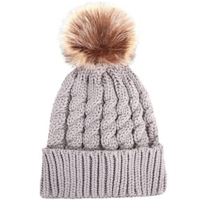 Gorro Pom Pom Touca Bebe Touquinha Croche Inverno · 3 cores 0591254fc70