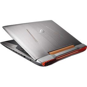 Notebook Gamer Asus Rog G752vs -geforce 1070 32gb, I7-6820hk