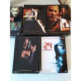 Dvd 24 Horas Box Com 5 Temporadas Completas.