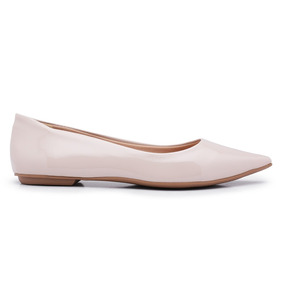 b44ef190833 Renata Ferrari Sapatilhas - Sapatos Nude no Mercado Livre Brasil