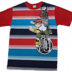 Merendeira Do Ben 10 - Camisetas e Blusas para Meninos em São Paulo ... e1781bd928dbe