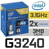 Procesador Intel G3240 3.1 Ghz Socket 1150 Nuevo