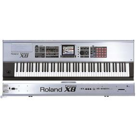 Teclado Roland Fantom X8