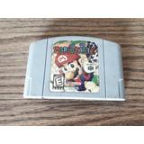 Mario Party Nintendo 64 Original **25tru**