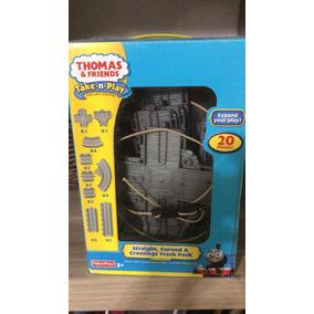 Thomas E Seus Amigos Pistas Take-n-play 20pcs