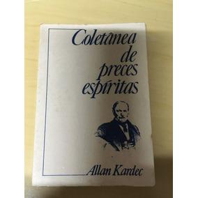 Livro Coletânea De Preces Espíritas - Frete R$ 11,00