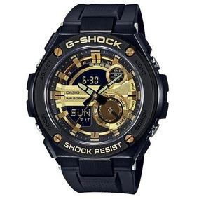 Relógio Casio G-shock G-steel Gst-210b-1a9 100% Original