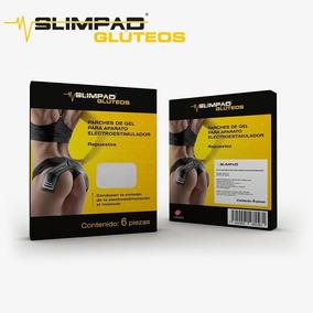 Set 6 Parches Slim Pad Gluteos Repuesto Electroestimulacion