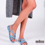 Sandália Melissa Azul Hailey + Jason Wu, Número 36!