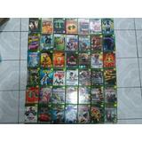 Lote De 42 Juegos Para Xbox Clasico Originales