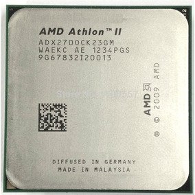 Processador Amd Athlon Ii X2 270 3.4ghz Am3 Frete Grátis