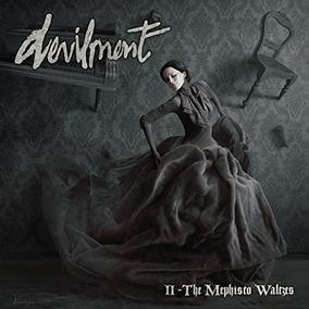 Cd Devilment Ii - The Mephisto Waltzes Lacrado Cr. Regist 10