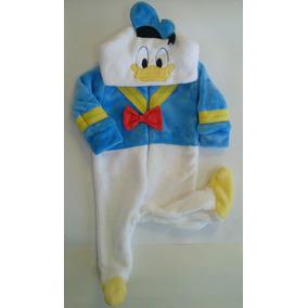 Ropa Para Bebé Mameluco Pato Donald Personaje Disney 6 Meses 112c6519ac5