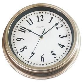 Reloj De Pared 12 Champgne 75353 Chaney.