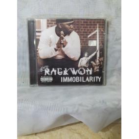 Cd Raekwon Immobilarity - Música no Mercado Livre Brasil