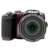 Cámara Digital Nikon Coolpix B500 ( Púrpura ) Modelo Inter