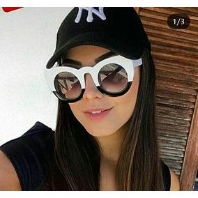 254ac110f815d Óculos De Sol Feminino Escuro Gatinho Olho De Gato Preto Top