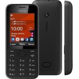 Celular Nokia 208,2chip,3.5g,novonacaixa,anatel,rádio,cam,3g