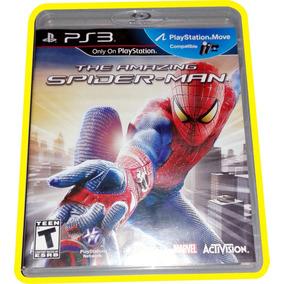 The Amazing Spider Man Ps3 Usado Mídia Física Ótimo Estado