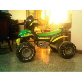 Moto De Bateria 3 Velocidades 4 Rueda Power Wells