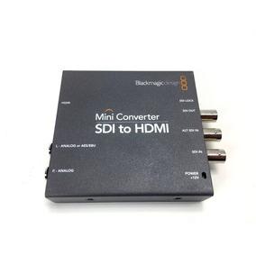 Mini Conversor Sdi Para Hdmi 4k Blackmagic Pront. Entrega #