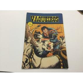 Raridade - Revista Em Quadrinhos Vaqueiros - Nr 02 1973