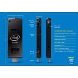Intel Compute Stick 2gb Ddr3 32gb Wifi Blueto Win 8.1 Fact A