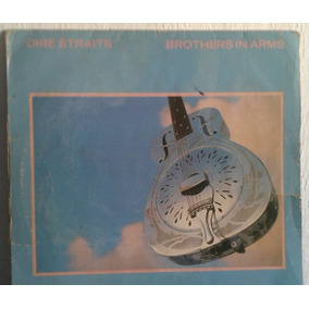 Lp Dire Straits - Brothers In Arms