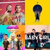 Reggaeton Hits - Enero 2019 (digital) 275 Tracks - Singles