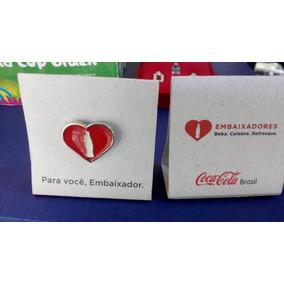 Pin Coca Cola Embaixadores