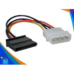 Cable Sata Power De Molex(ide) A 1 Sata