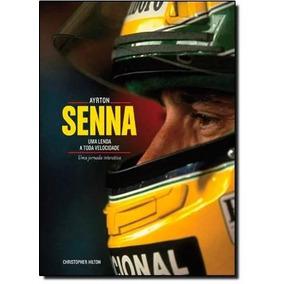 Libro Airton Senna - 192 Paginas.-