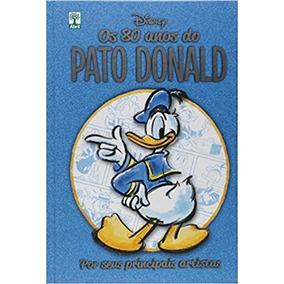 Os 80 Anos De Pato Donald