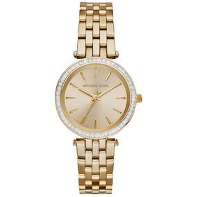 290aba574b8a1 Relogio Mk 3365 - Relógio Michael Kors no Mercado Livre Brasil