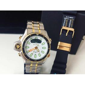 2b56ee64c6c Pulseira Riviera De Ouro Branco - Relógios no Mercado Livre Brasil