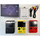Nintendo Gameboy Retro Con 168 Juegos Incorporados