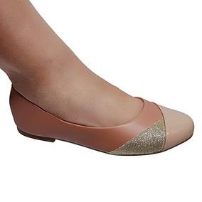 05eab2a65 Sapato Estilo Boneca 36 Marca Prego Feminino - Sapatos Marrom no ...