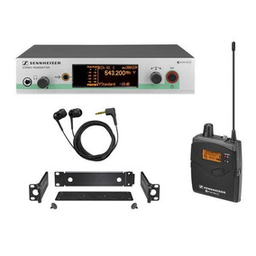 Sistema De Monitoreo Sennheiser Ew300iemg3