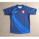 d57ed698eb Camisa Original França Rugby Azul Marinho Nike