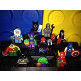 Lego Original Lote 11 Mighty Micros Dc Y Marvel
