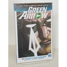 Green Arrow - Vol. 1 - Dc Universe Rebirth