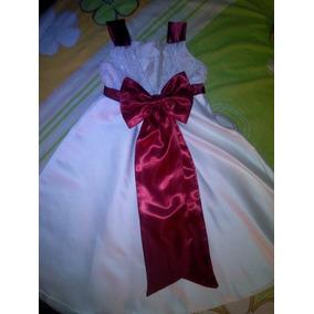 Vestido De Fiesta Hermoso Intactopara Niñas