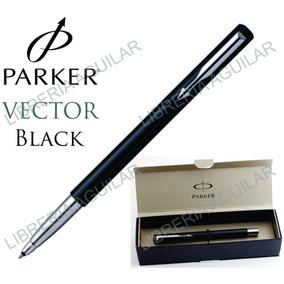 Parker Vector St Roller Lapicera + Tanque De Repuesto