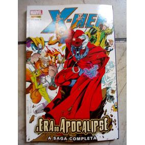 X Men A Era Do Apocalipse Volume 3 Da Panini