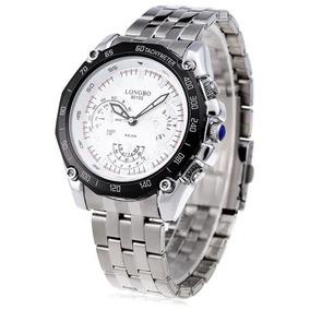 7bcb0744fbb Relogio Longbo 80102 - Relógios De Pulso no Mercado Livre Brasil
