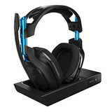 Astro Gaming A50 Wireless Dolby Gaming Headset - Negro / Azu