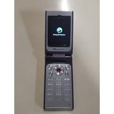 Celular Sony Ericsson W380a Operadora Vivo Sem Acessórios